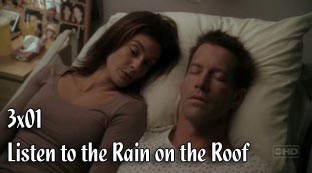 Episode 1: Listen to the Rain on the Roof Logos3ep01